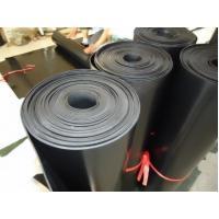 Buy cheap Heating Aging Resistant FKM Fluorubber Sheet FDA Grade Elongation 200%,Black from wholesalers