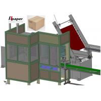 Small Packaging Machine Corrugated Box Machinery  Case Packer Manufactures