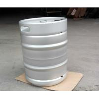 Wholesale EURO 50 liters Stainless steel Beer Keg / stackable beer kegs/ brewing barrel with spear from china suppliers