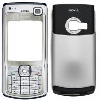 Wholesale genuine nokia n70 replacement housing silver from china suppliers
