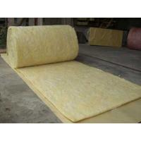Wholesale High Temperature Resistance Glass Wool Blanket For Power Plant 20mm - 100mm Thickness from china suppliers