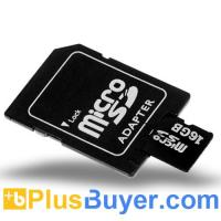 Buy cheap 16GB Micro SD / TF Card with SD Card Slot Adapter from wholesalers