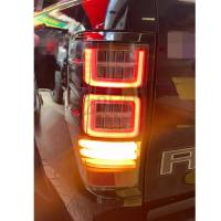 Buy cheap ABS Plastic 4x4 Driving Lights /  2020 Ford Ranger Raptor LED Tail Lights from wholesalers