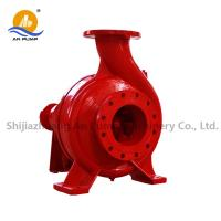 Buy cheap End suction 75hp centrifugal fire fighting pump from wholesalers