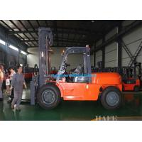 Buy cheap CPCD100 10T Compact Forklift Trucks High Durability With 3 Stage 6m Mast from wholesalers