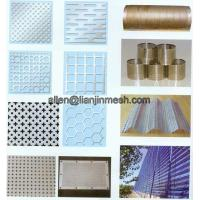 Buy cheap Punching Hole Mesh in All Metals from wholesalers