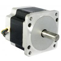 Buy cheap 85mm enhanced hybrid 2-phase stepper motor copper windings , 4 wire stepper motor from wholesalers