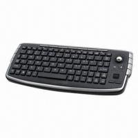 Buy cheap Wireless Keyboard with Trackball for Smart TV, Google's Android TV Box from wholesalers