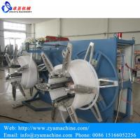 Buy cheap PE/PVC/PP Single Wall Corrugated Electric Conduit Pipe Plastic Machine from wholesalers