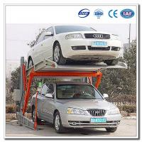 Buy cheap Mini Tilting Car Lift Underground Shelter from wholesalers