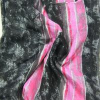 Professional Black Pink Shawl Scarves Buying Agents Yiwu Purchasing Agent Manufactures