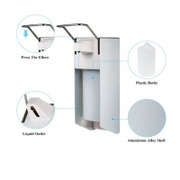 Buy cheap Disinfectant Hospital Devices 1000ML Automatic Touchless Soap Dispenser from wholesalers