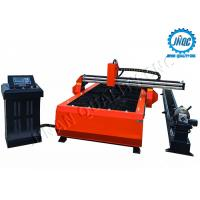 Buy cheap Professional Cnc Metal Plasma Cutter 1340 , Computer Operated Plasma Cutter With Rotary from wholesalers