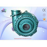 Buy cheap High Efficiency Sand Gravel Pump 10 / 8F - G Wear Resistant Centrifugal Sand Pump from wholesalers
