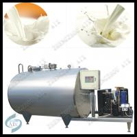 dairy processing equipment milk cooling tank for dairy farm Manufactures