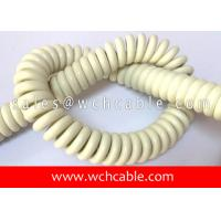 Buy cheap UL20939 India Price China Made Quality Spiral Cable 80C 600V from wholesalers
