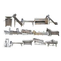Buy cheap Commercial Automatic Potato Chips Making Machine Chips Slicer Machine from wholesalers