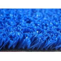 Wholesale Abrasion Resistance Tennis Court Artificial Grass Non Infill Diamond Shape from china suppliers