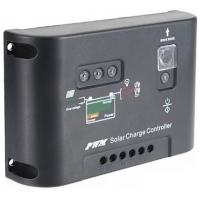 Buy cheap 12V/24V, 30A PWM Solar Charge Controller, LED Display, with Time and Light Control from wholesalers