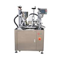Buy cheap Non - Standard Products BB Cream Tube Filling And Sealing Machine With Single Head from wholesalers