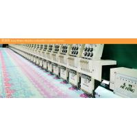 HEFENG 44 Heads Lace / Water-dissolve Embroidery Machine For Textile Manufactures
