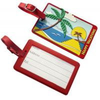 Wholesale Personalized Pvc. rubber, silicone, plastic luggage bag tags accessories from china suppliers