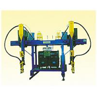 Automatic Two Sides Cantilever Type H Beam Welding  Machine Use DC-1000 Welding Power Manufactures