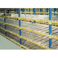 Wholesale Durable Steel Q235 Industrial Steel Storage Racks , Maximum 1500kg from china suppliers