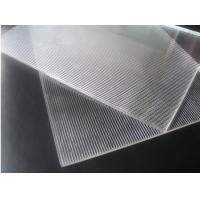 Wholesale 16LPI 6MM 120X240CM PS Lenticular Sheet for INJEKT Printer search in google from china suppliers
