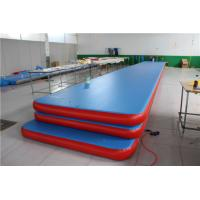 Buy cheap Private Label 12m Inflatable Air Tumble Track Mattress Leakage - Prevention from wholesalers