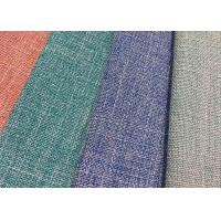Buy cheap Durable Plain 600d Polyester Fabric Tear Resistant For Shoes / Sofa from wholesalers