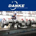 Buy cheap MAN 7L32/40 Crankshaft Marine Diesel Engine Gross Weight 4000KG from wholesalers