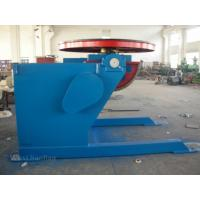 Buy cheap Pipe Horizontal Floor Welding Turntable Positioner 3 Ton , Rotating 360° from wholesalers