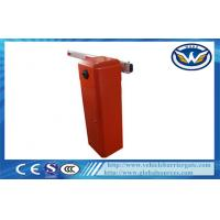 Buy cheap Red Parking Barrier Gate For All Parking Areas / Community / Industrial / Bus Station from wholesalers