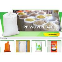 Buy cheap Custom animal feed printing sacks bopp laminated pp woven bag,uv treated pp woven bag polypropylene bag, BAGEASE, LIMITE from wholesalers