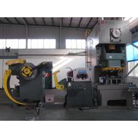 Buy cheap Metal Stamping Punch Sheet Straightener Automation Equipment 3- In -1 Feeder from wholesalers
