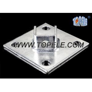 Strut Channel / C Channel / Channel Bracket System Base Plate