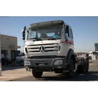 Buy cheap Euro3 EGR 340hp Beiben 6x4 Prime Mover And Trailer With Long Service Life from wholesalers