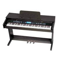 Wholesale 88 key NEW digital piano with touch response keyboard Melamine shell W8821A from china suppliers
