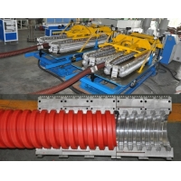 Buy cheap Conveying Gas 37kw 180kg/H Spiral Pipe Production Line from wholesalers
