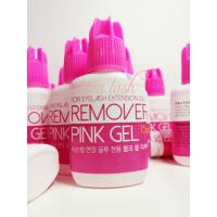 Buy cheap High Quality Korean Clear Pink Gel Glue Remover for Eyelash Extension from wholesalers