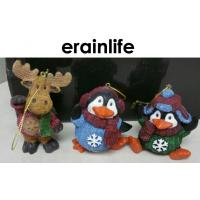 Buy cheap Holiday Gift Christmas Decoration Accessories Different Animal Shape from wholesalers