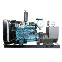Buy cheap High Efficient FG WILSON Generator Set 4 Cylinder 12KW / 15KVA Over Load Protection from wholesalers