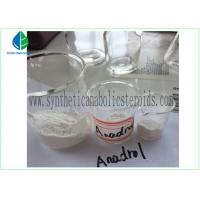 Buy cheap Androgen Supplement Legal Bodybuilding Steroids Oxymetholone Anadrol CAS 434-07-1 from wholesalers