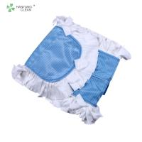 Buy cheap Autoclavable Microfiber Flat Mop Anti Static 40*17cm With Super Absorbency product