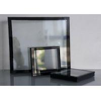 Buy cheap Clear / Tinted Double Glazed Glass Panels Customized Insulated Replacement Glass from wholesalers