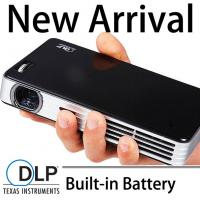 Best Quality 2D To 3D HDMI Projector DLP Technology Protable LED Video Projecteur Manufactures