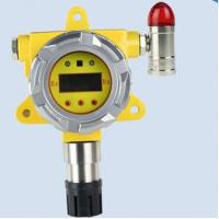 Buy cheap Auto industrial carbon monoxide gas detector with alarm strobe lights and RS485 signal out from wholesalers