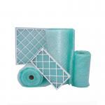 Buy cheap Fiberglass Paintstop Arrestor Spray booth Exhaust Filter Low Resistance from wholesalers