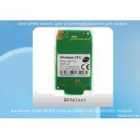 Buy cheap wavecom q24 plus of gprs and gsm module from wholesalers